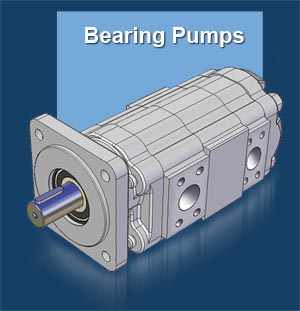 GPM Bushing Gear Pump