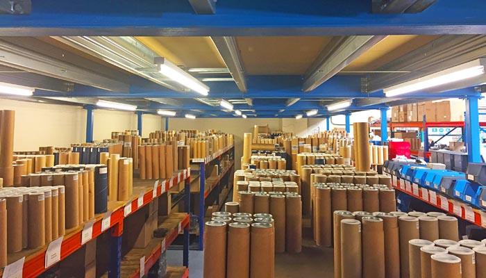 GPD UK Warehouse